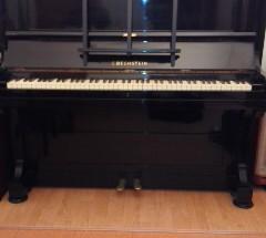 C.Bechstein concert10 の調律に行った。 輸入ピアノ BECHSTEIN