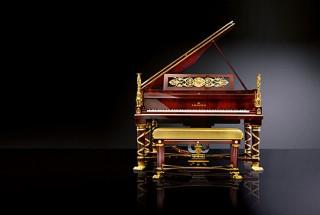 ■ベヒシュタイン スフィンクスピアノ  輸入ピアノ BECHSTEIN