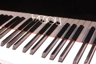 ピアノパッサージュ 芸術の秋 FAZIOLI F-212 試弾会開催!!