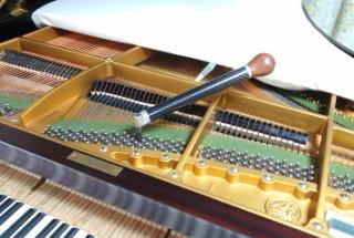 その後のお付き合い 1927年製のベヒシュタイン L 購入から6年 輸入ピアノ BECHSTEIN