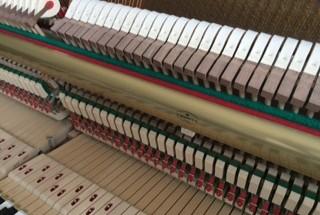 その後のお付き合い ベヒシュタイン クラシック 5年半経ちました。 輸入ピアノ BECHSTEIN