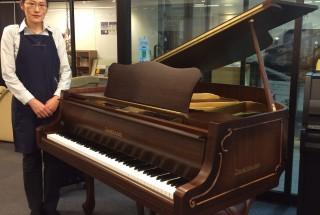 祝!10周年 感謝祭!今月のおすすめピアノは ZIMMERMANN です。