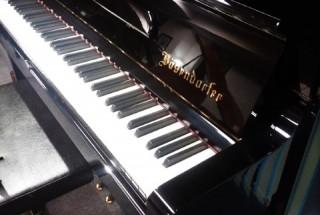 ベーゼンドルファーアップライトピアノのソステヌートシステム