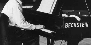 """Your wonderful Bechstein has afforded me great joy."" SVIATOSLAV RICHTER"