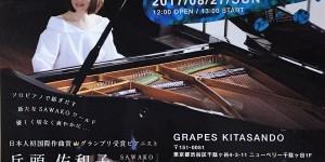 兵頭佐和子 Summer Solo Live 2017.8.27