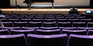 東京六大学ピアノ連盟の調律に行った。