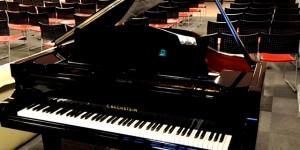 C.BECHSTEIN Mod.M-180 黒艶出 1978年製 輸入ピアノ ピアノパッサージュ