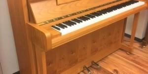 ピアノパッサージュ グロトリアン コントア 新品 輸入ピアノ GROTRIAN 展示中