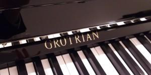 グロトリアンとスタインウェイの関係 ピアノパッサージュ