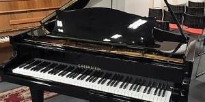 ピアノパッサージュ ベヒシュタイン Mod.L-165 黒艶出