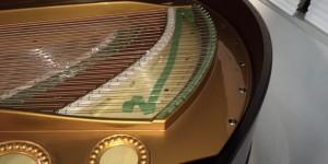 20世紀初頭のベヒシュタイン&スタインウェイ その4 Bass駒