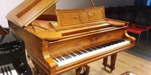 ピアノパッサージュ NYスタインウェイ A-188 6本脚 1902年製 試弾会開催!!