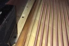 20世紀初頭のベヒシュタイン&スタインウェイ その10 響板の・・・