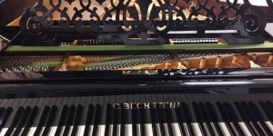 C.BECHSTEIN Mod.L-165 黒艶出 ピアノパッサージュ