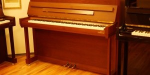 ピアノパッサージュ ベヒシュタイン Classic118 新品 輸入ピアノ BECHSTEIN