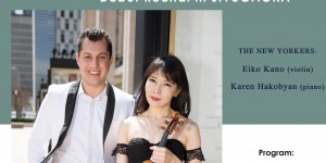 Tsukise Hall THE NEW YORKERS 2018 7.16 GROTRIAN Concert Royal