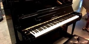 C.BECHSTEIN コンサート8 輸入ピアノ ピアノパッサージュ