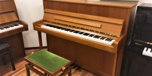 C.BECHSTEIN A-3アカデミーモデル 優良中古入荷しました。  輸入ピアノ ピアノパッサージュ