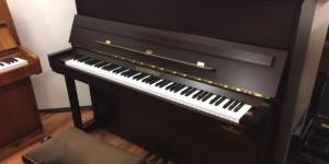 C.BECHSTEIN Classic124E 新品 輸入ピアノ ピアノパッサージュ
