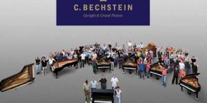 Wir  lieben  BECHSTEIN ベヒシュタイントーンはこうして生まれる! 高品質なベヒシュタインピアノの技術的背景 O-1