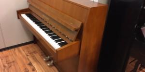 C.BECHSTEIN 9n 輸入ピアノ ピアノパッサージュ 超貴重小型モデル展示中