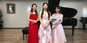 サロン・ド・パッサージュ Musikigenuss! vol.1 トリオコンサート 2019.1.14(月祝)