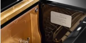 Newピアノ情報 近々入荷 C.BECHSTEIN 新品 165周年記念モデル アカデミー A114 輸入ピアノ ピアノパッサージュ