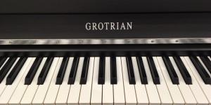 GROTRIAN フリードリッヒ ステューディオ 新品 輸入ピアノ ピアノパッサージュ