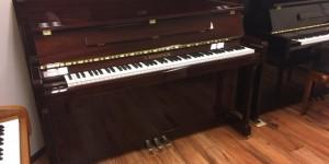 C.BECHSTEIN コントア R118 新品 輸入ピアノ ピアノパッサージュ