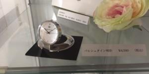 ベヒシュタイン置時計入荷しました。