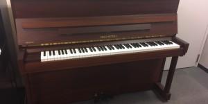 C.BECHSTEIN オーパス110 マホガニー 輸入ピアノ ピアノパッサージュ