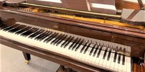 ベヒシュタイン K-158 輸入ピアノ ピアノパッサージュ 調整中