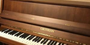 グロトリアン 108   ピアノが語ってくれたもの レビュー編