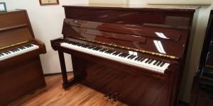 C.BECHSTEIN クラシック118 2016年製 輸入ピアノ ピアノパッサージュ