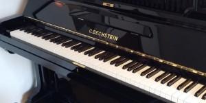 C.BECHSTEIN  concert8 の納品立ち会いに行きました。