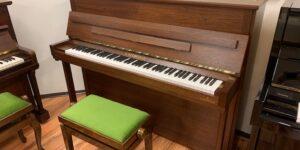 C.BECHSTEIN クラシック118 新品入荷しました。 輸入ピアノ ピアノパッサージュ