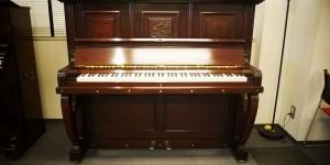 ピアノが語ってくれたものシリーズ ピアノの響板特性とハーモニー調律 その3  ヤマハU3タイプ