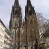 ケルン大聖堂正面