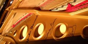 ピアノが語ってくれたものシリーズ ピアノの響板特性とハーモニー調律  その10 響板製作とAIの進化