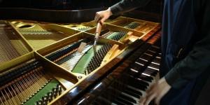 ピアノが語ってくれたものシリーズ ピアノの響板特性とハーモニー調律  その12 響板インハーモニシティー