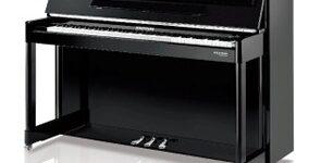 ピアノカタログ ホフマン WH114P Made by BECHSTEIN