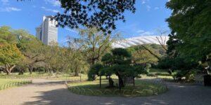 この間、「じゅん散歩」で紹介していた小石川後楽園
