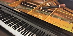 ブログ ピアノ調律・修理・歴史一覧